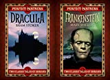 img - for Dracula & Frankenstein: Slip-case Edition (Perfect partners) book / textbook / text book