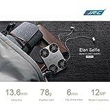 Rucan E07 Elan -Selfie Ultra Drone/12MP/Silver/Aero Aluminum Body/ 4GB SDcard