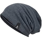 Best Beanie Hats - JESSE · RENA Men's Slouch Beanie Skull Cap Review