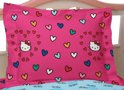 Hello-Kitty-Free-Time-Standard-Sham-PINK