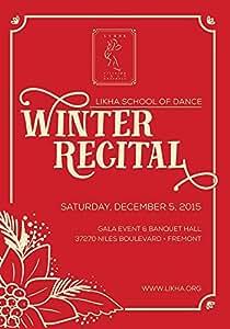2015 Winter Recital