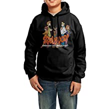 Kid's Funny Scooby Doo 100% Cotton Long Sleeve Hoodies Sweater