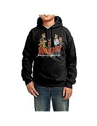 Kid's Funny Scooby Doo 100% Cotton Long Sleeve Hoodies Sweater