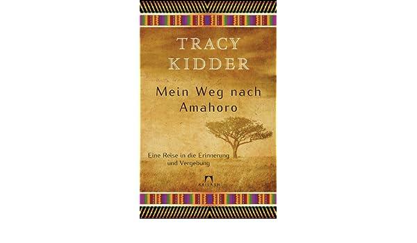 Mein Weg nach Amahoro: Eine Reise in die Erinnerung und Vergebung (German Edition)