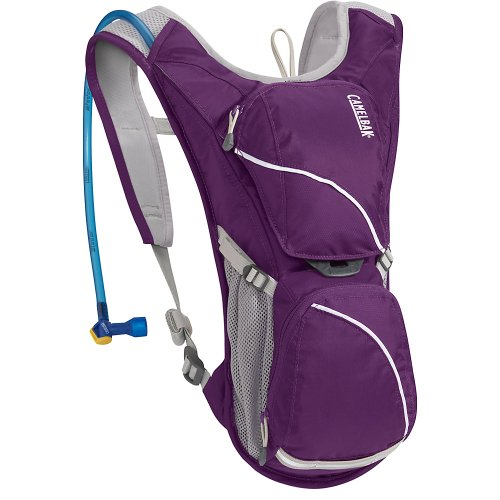- Camelbak Women's Aurora Hydration Pack (70-Ounce/183 Cubic-Inch, Imperial Purple)