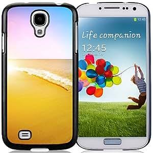 Beautiful Custom Designed Cover Case For Samsung Galaxy S4 I9500 i337 M919 i545 r970 l720 With Beautiful Sea Sunrise 640x1136 Phone Case Cover