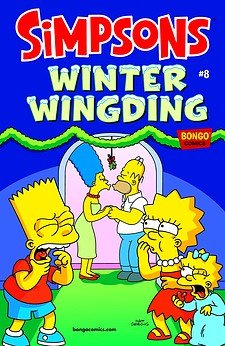 Download Simpsons Winter Wingding #8 PDF
