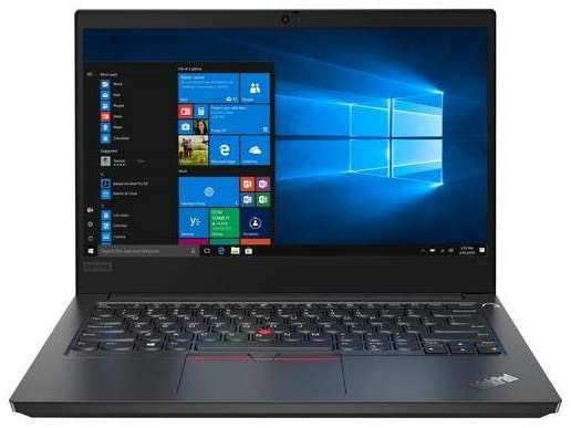 "Lenovo ThinkPad E14 20RA004WUS 14"" Notebook - 1920 x 1080 - Core i5 i5-10210U - 8 GB RAM - 1 TB HDD - Black - Windows 10 Pro 64-bit - Intel UHD Graphics - in-Plane Switching (IPS) Technology - En"