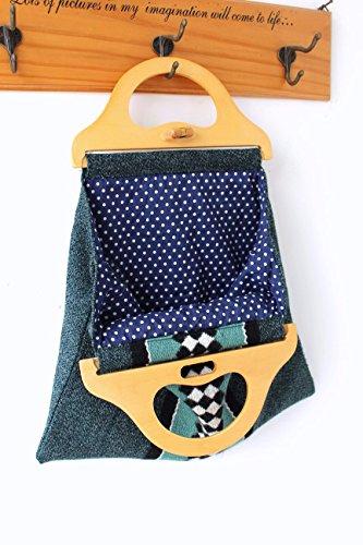 [해외]Ownstyle 패션 나무 지갑 가방 핸들 부품 액세서리 공급 나무 지갑 프레임 핸들 나무 가방 핸들/Ownstyle Fashion Wooden Purse Bag Handle Parts Accessories Suppl