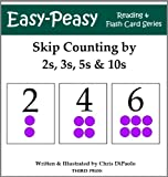 Skip Counting by 2s, 3s, 5s and 10s (Basic Math Concepts) (Easy-Peasy Math Flash Card Series)