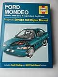Ford Mondeo Service and Repair Manual 1993-1996 (Haynes Service and Repair Manuals)