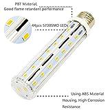 Bonlux 3-Way LED Corn Light Bulb 15W Dimmable T10