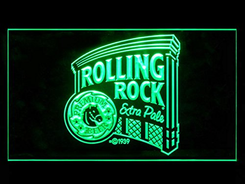 Rolling Rock Beer Pub Led Light Sign
