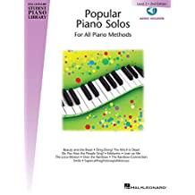 Popular Piano Solos  - Level 2: Hal Leonard Student Piano Library