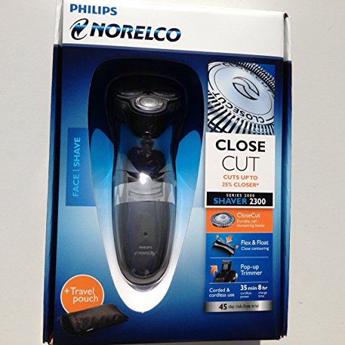 philips-norelco-electric-cordless-rechargable-mens-shaver-model-6955xl-series-2300