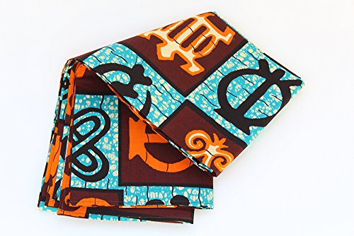 African Head Wraps for Women Ankara Headwraps African fabric Sarong African Scarves High Quality African Turbans Adinkra Head wrap