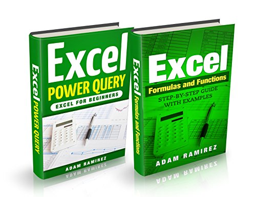 Excel Bundle: Excel Formulas and Functions,Step-By-Step Guide with Examples and Excel Power Query,Excel for Beginners (Excel Formulas With Examples In Excel Sheet Vlookup)