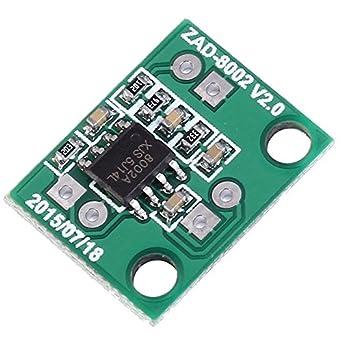 icstation md8002 a 3 W Mono Amplificador de audio digital de clase AB amplificador de potencia