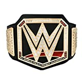 WWE Authentic Wear WWE Championship Toy Title Belt 2017 Gold