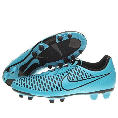 Nike Magista Ola Fg - Zapatillas de fútbol para hombre Azul claro/Negro