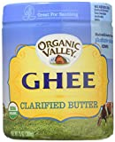Ghee, 95% organic, Clarified Butter, 13 oz pack of 4