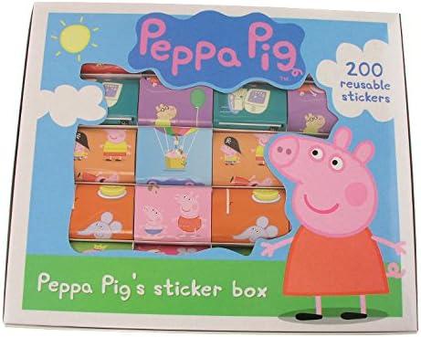 Anker ank1272/pebx2 – peppa pig etiqueta de caja: Amazon.es ...
