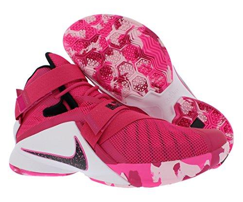 pink Herren silver IC metallic II vivid Fußballschuhe pow white Phelon Hypervenom pink Nike w4qH0Ux
