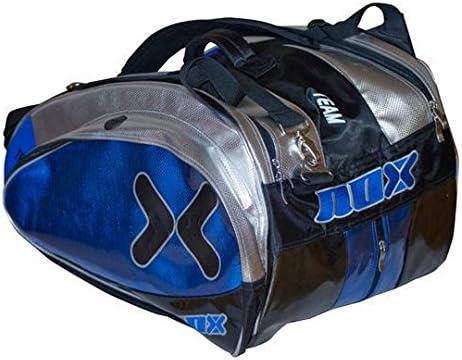 Paletero Nox Team azul: Amazon.es: Deportes y aire libre