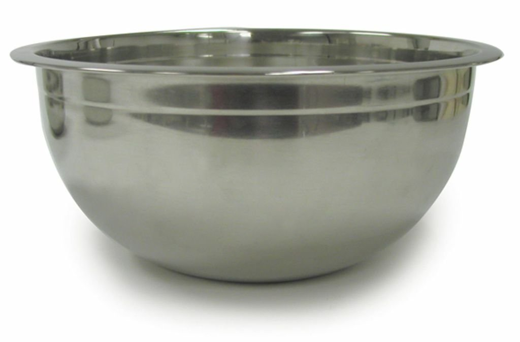 Norpro 1004 Stainless Steel Bowl, 8-Quart