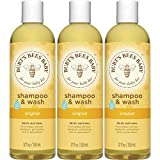 Burt's Bees Baby Shampoo And Body Washes