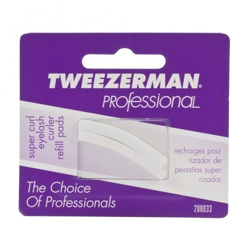 Tweezerman 208033 Refill Pads for Curler Two Per Pack, 2 Count -
