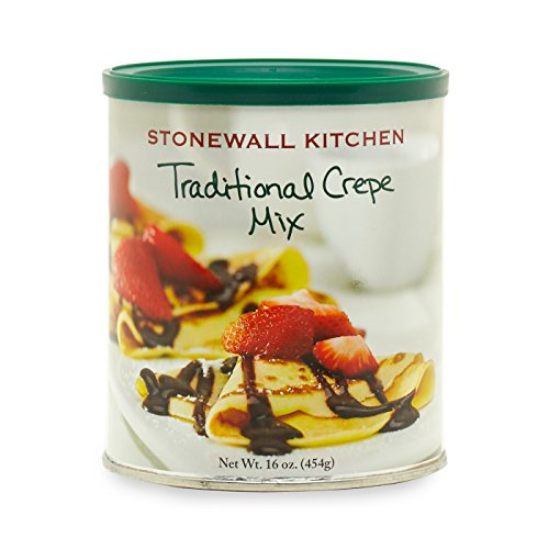 Stonewall Kitchen Traditional Crepe Mix 16 Ounce