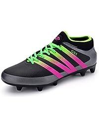 Líder Show Rendimiento de las mujeres Zapato de fútbol al aire última intervensión Athletic Fútbol Tacos