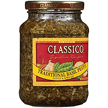 Classico Traditional Basil Pesto, 13.5 Ounce