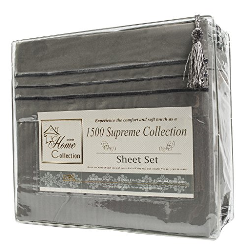 1500 Supreme gallery Extra light sheet Pillowcase Sets