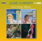 4 Classic Albums: Something Cool / Misty Miss Christy / Gone For The Day / Ballads For Night People