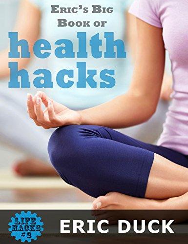 Erics Book Health Hacks Life ebook product image