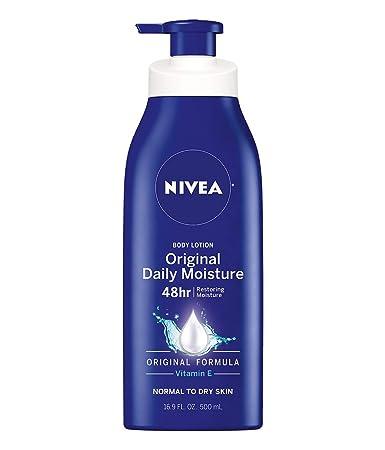 nivea lotion for dry skin