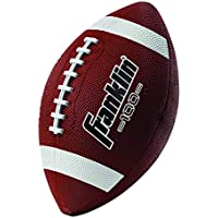 Franklin Sports Grip Rite 100 Rubber Junior Football