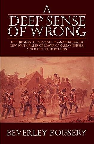 book cover of A Deep Sense of Wrong