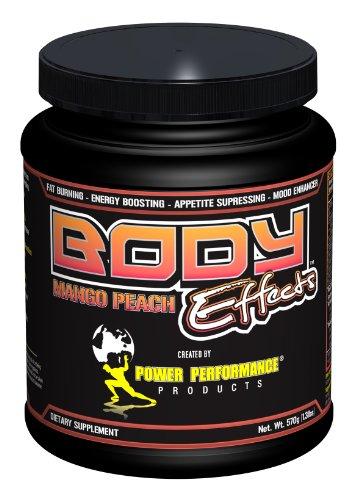 Effets corps - Performance Power produits pour le corps Effets pré Supplément d'entraînement - la perte finale Poids, Fat Burning, donner de l'énergie, suppression de l'appétit, améliorer l'humeur et le Supplément de Muscle-Définition - Mango Peach