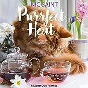 Purrfect Heat: Mysteries of Max Series, Book 4 | Nic Saint