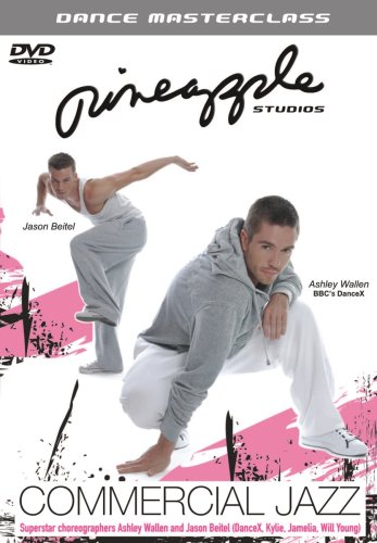 Pineapple Studios Dance Masterclass - Commercial Jazz [Import anglais] ()
