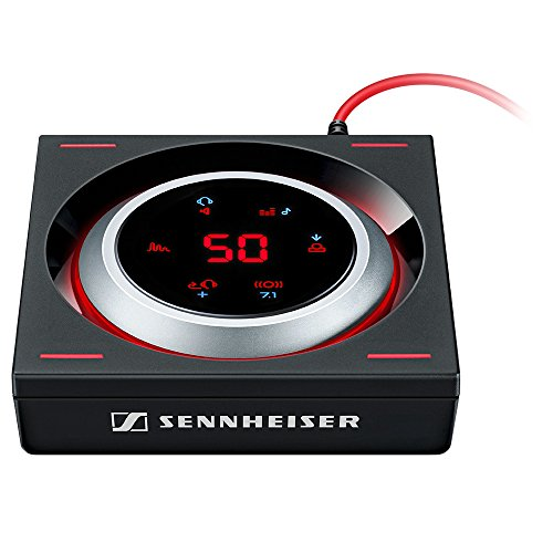 Sennheiser Amps (Sennheiser GSX 1200 PRO Gaming Audio Amplifier (507080))