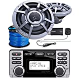 Best Clarion Car Stereo Systems - Clarion CMD8 Marine Audio CD Stereo Receiver, 2 Review