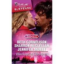 Blackout at Christmas: Stranded With The Bridesmaid\Santa Under Cover\Kiss Me On Christmas (Silhouette Romantic Suspense)