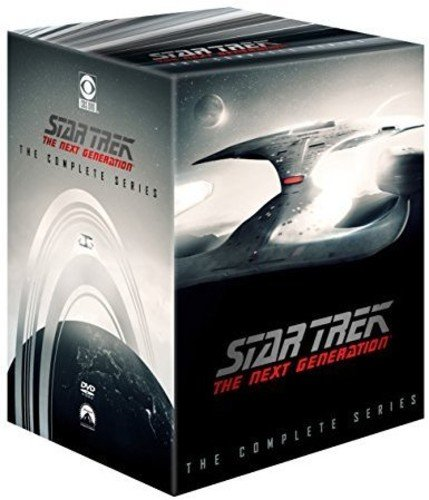 DVD : Star Trek - The Next Generation: The Complete Series (Full Frame, Boxed Set, Slipsleeve Packaging, Dolby, AC-3)