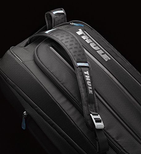 Thule Crossover 38-Litre Rolling Carry-On Suit Case (Dark Blue) by Thule (Image #6)