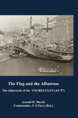 The Flag and The Albatross: The shipwreck of the USS Regulus (AF-57) in Typhoon Rose