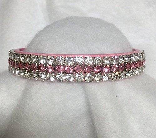 Diamond White Usa >> Amazon Com Sugarlicious Pets Pink Topaz Diamond White Crystal